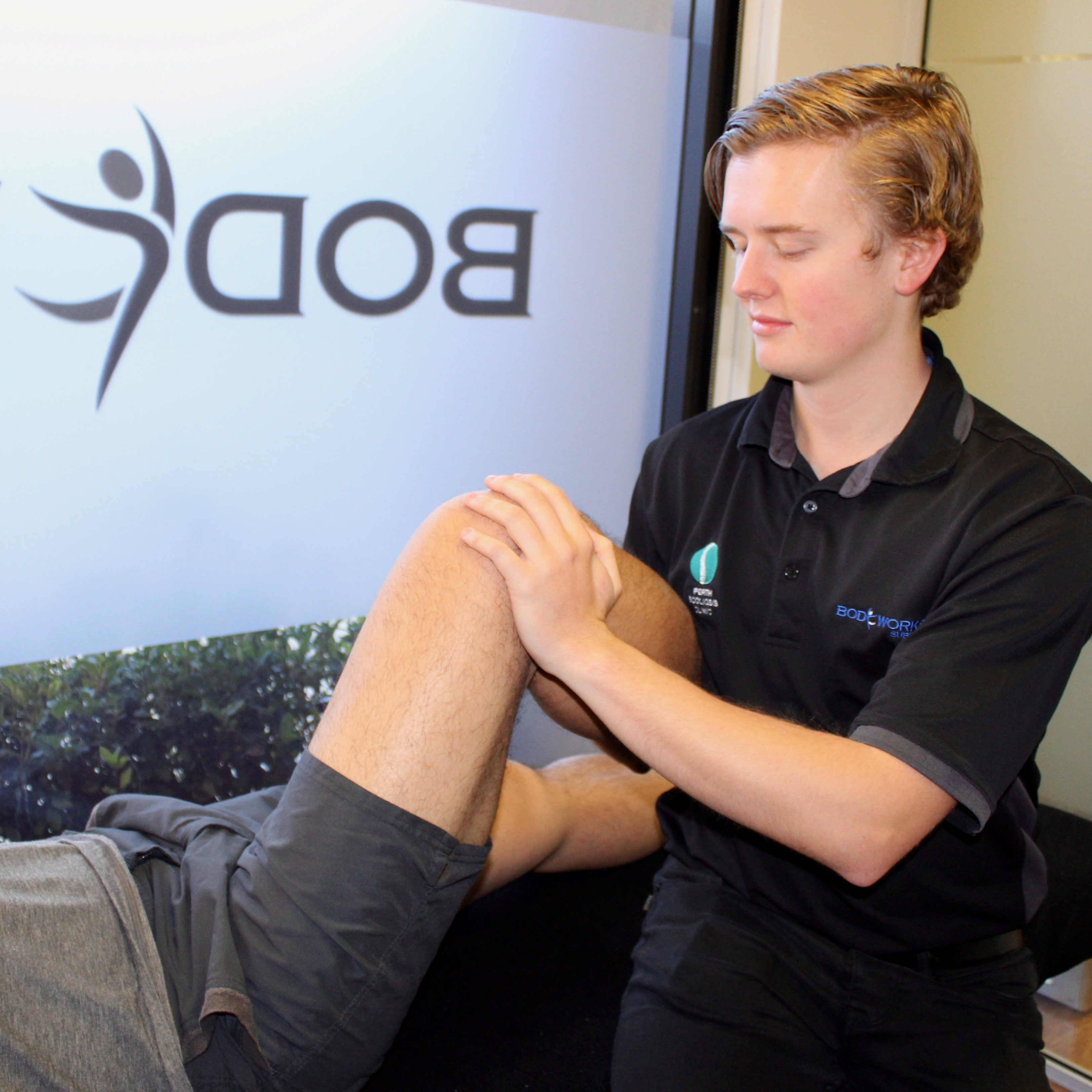 Knee Treatment @ Bodyworks Subiaco